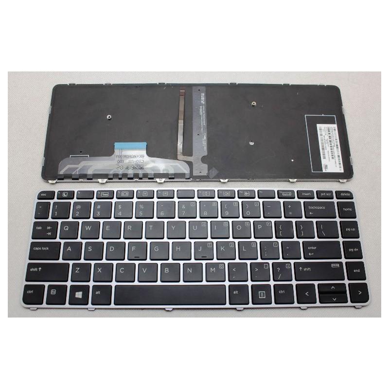 Πληκτρολόγιο για  HP EliteBook Folio...