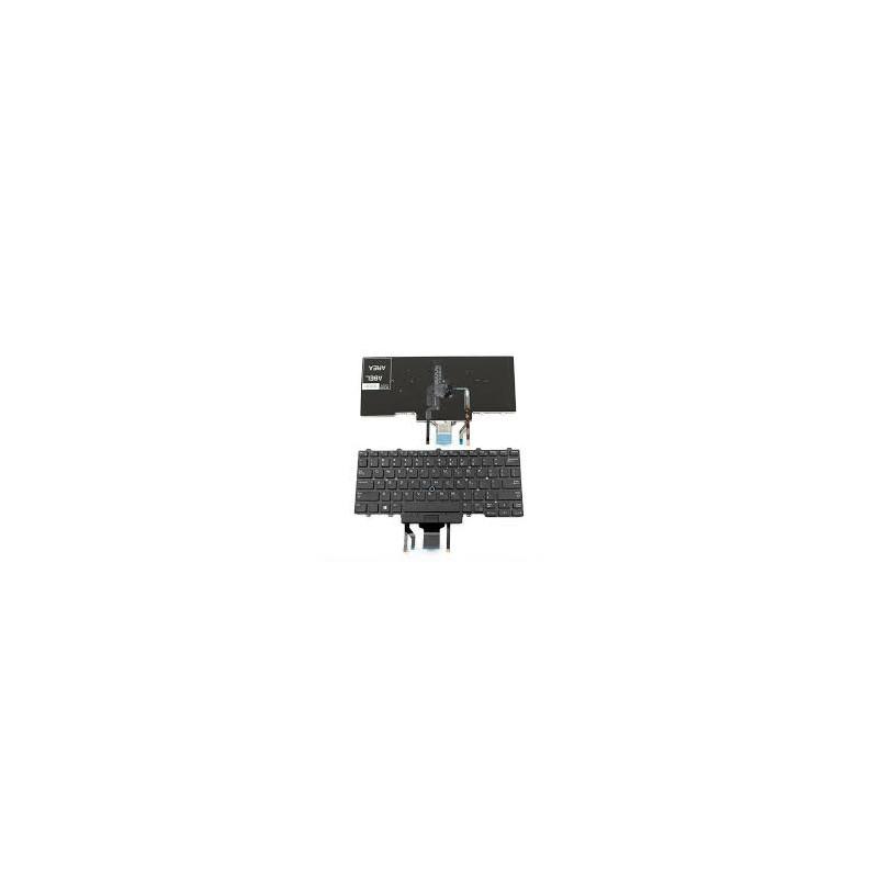 Πληκτρολόγιο για  Dell Latitude E7450...