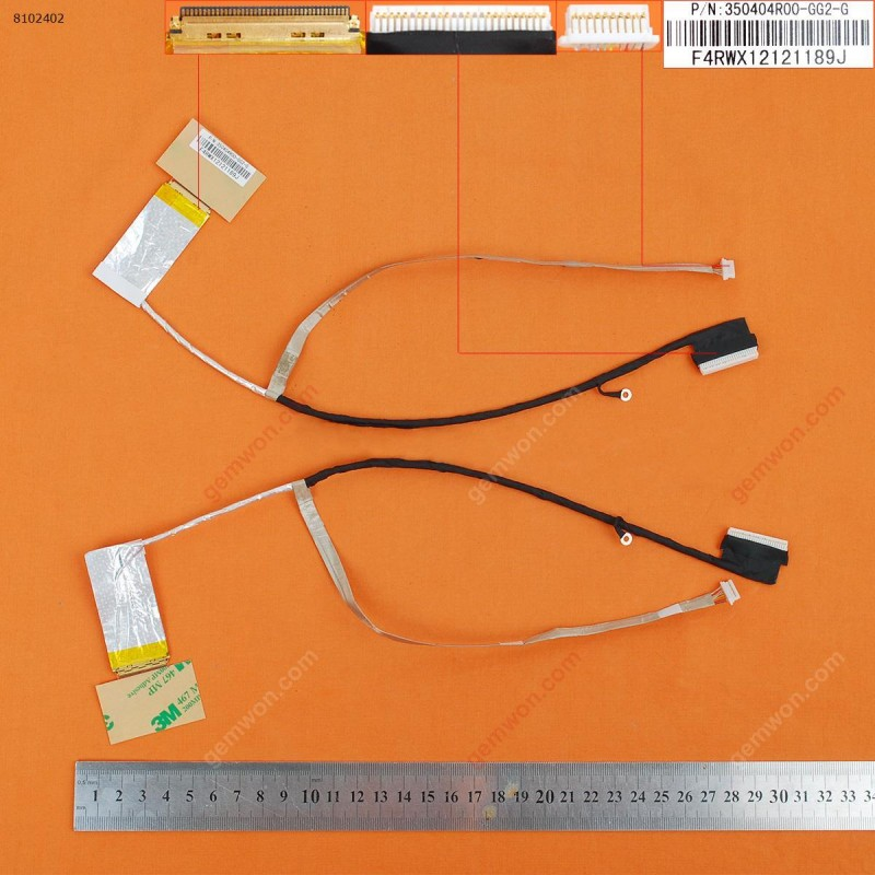 LCD Cable HP ProBook 6560B 6565B...