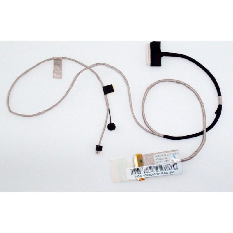 LCD Cable ASUS N46VZ N46V N46J N46JV...