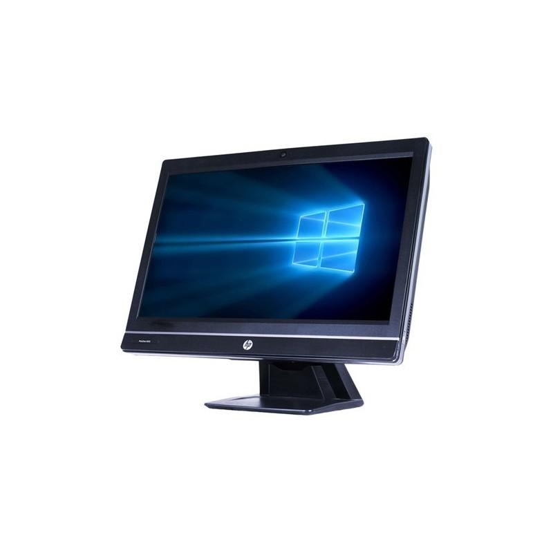 "Hp ProOne 600 G1-Core i3-4130-4096-128GB SSD-DVD-RW-22"""