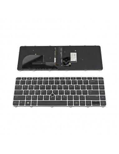 Πληκτρολόγιο για HP EliteBook 745 G3...