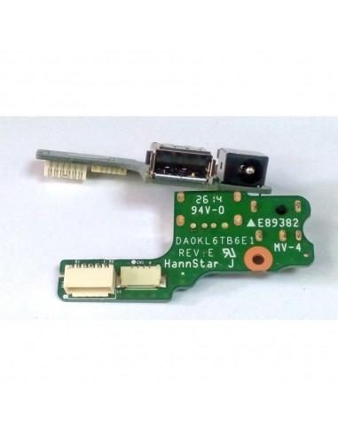 DC Power Jack PJ04X USB Board για...