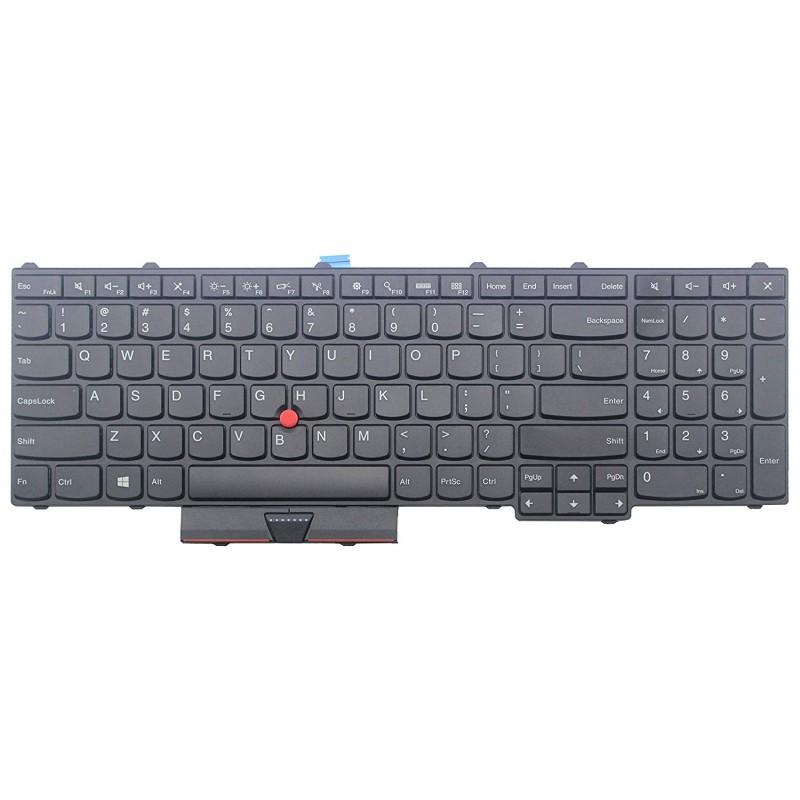 Πληκτολόγιο για Lenovo Thinkpad P50...